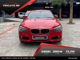 BMW 1 Series, 2013, Diesel
