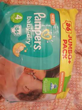 Pampers and tommee tippee spoons