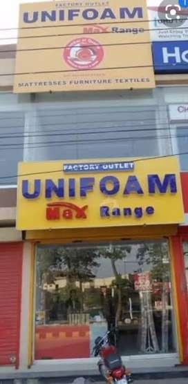 Duplex shop on sale on golchowk and raipura chowk