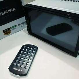 distributor DOUBLE DIN SANSUI 5201i terbaik di sukatani bekasi