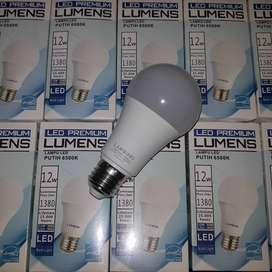 Lampu Bohlam LED Lumens 12W SNI