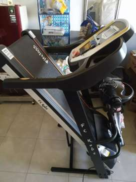 The best Treadmill elektrik 4 fungsi New Central sport class unggulan