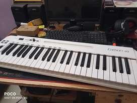 Carbon 49 midi keyboard