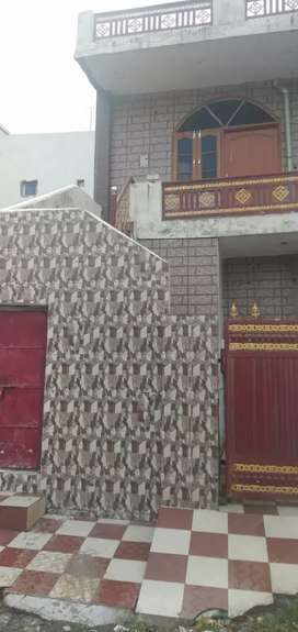 My home sell 4 saprate  room monthly rent coming 20000