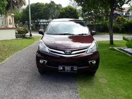 Toyota Avanza G Manual Tahun 2012 / Mobil simpanan Super