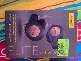 Jabra Elite active 65t truly wireless ear buds