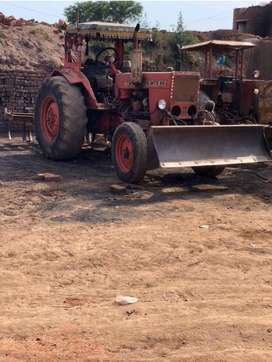 Russi belarus tractor as a new condition