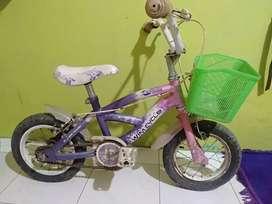 Dijual sepeda merek win cycle