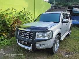 Ford everest 2.5 XLT M/t bisa TT