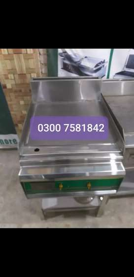 Hot Plate 2×2 new we deal pizza oven and all food restaurant equipment