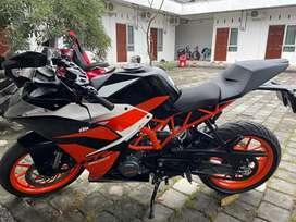 Ktm rc200 Plat H (Semarang)