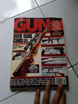 Majalah gun buyer annual
