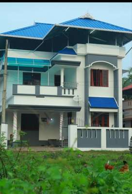Sale\Exchange High class residential area and beautiful House at Aluva