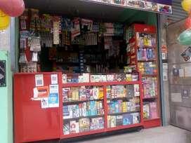 Stationery shop