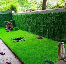 Terima jasa pemasangan rumput sintetis