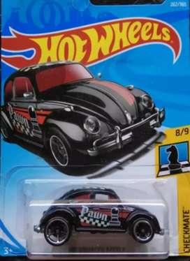 Hotwheels Volkswagen beetle