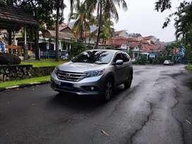 Honda CRV 2.4 2013 Silver