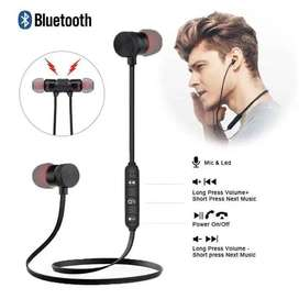 Headset Bluetooth Magnetic