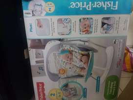 Fisher price smart swing for babies