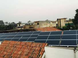 5 KW Solar Net-Metering Hybrid System with Battery & without battery