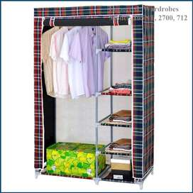 Portable Wardrobe, Non-woven fabric Wardrobe, For the style you want