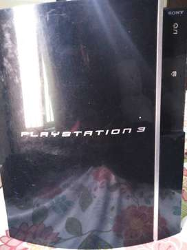 Ps3 With All Accessories and GtA5