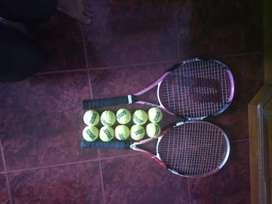 Jual murah raket tennis babolat dan prince