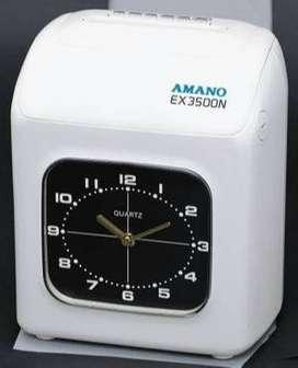 Mesin Absensi Amano EX3500N Berkualitas dan Bergaransi
