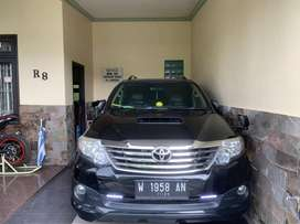 Toyota Fortuner 2013 VNT TRD/AT