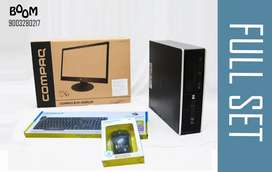 Warranty with Bill ( Fullset Computer Package ) home Delivery