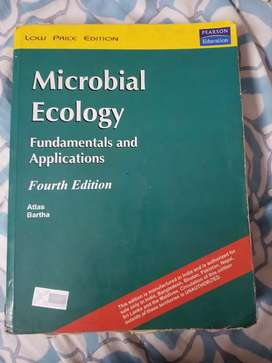 Microbial Ecology by Atlas and Bartha
