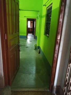 Ground floor apartment,  3 rooms , kitchen , toilet, 24*7 water