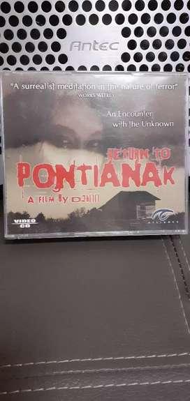 VCD Original # PONTIANAK# Produksi Film Malaysia 2 Disc