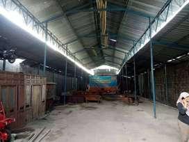 Gudang Murah Siap Huni Cocok Gudang Apapun dkt Ringroad Selatan