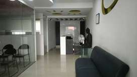 Office/Institute space available for rent - Fully furnished
