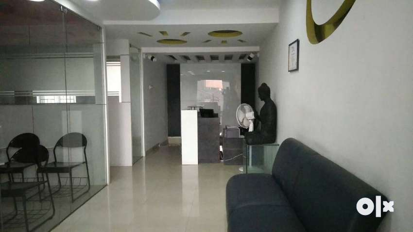 Fully furnished Office/Institute space available for rent 0