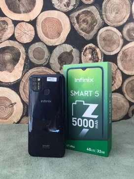 Infinix Smart 5 Ram 2/32