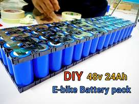 Electric Cycle kit and lithium-ion battery available