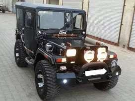 Ford modify jeep