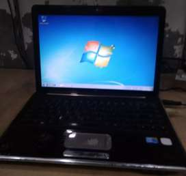 hp laptop i3 aone condition