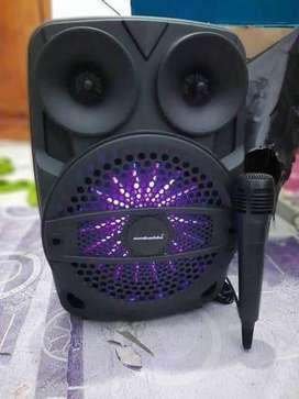 speaker simbadda cst838n bisa buat tadarusan dan karaoke