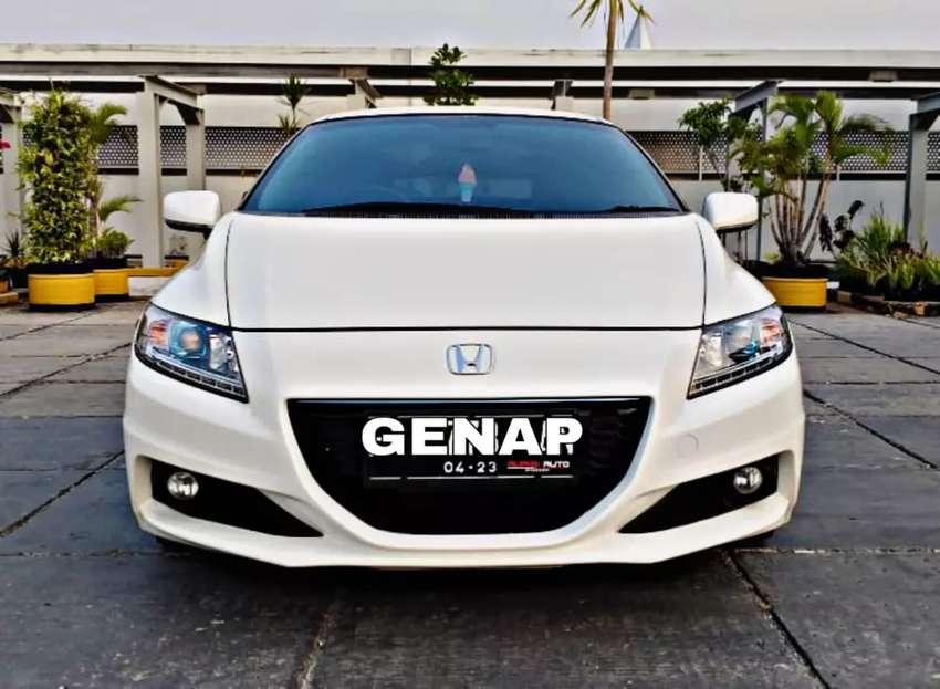 Honda CRZ 1.5 Hybrid AT 2013 Putih 0