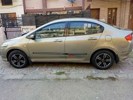 Honda City 2010 Prime Condition Army officer drivern
