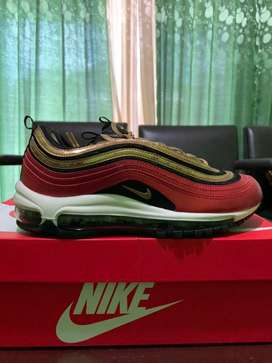 Nike Air Max 97 Metalic Gold Original