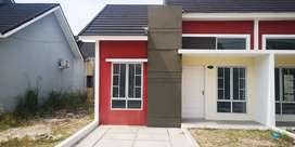 DIJUAL CEPAT !! RUMAH HOOK GLORY HOME TIPE 42/126 SEI PANAS