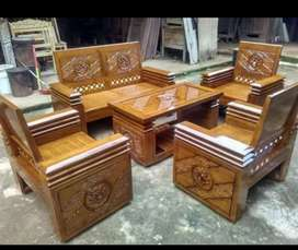 Aneka furniture jati dan tembesu