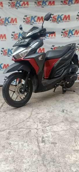 MOTOR BEKAS MURAH HONDA VARIO 150 TAHUN 2017