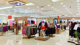 GROUND FLOOR SHOP WITH ASSURED RENT AVAILABLE FOR SALE