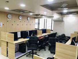 1600 sqft full furnished office for Sale