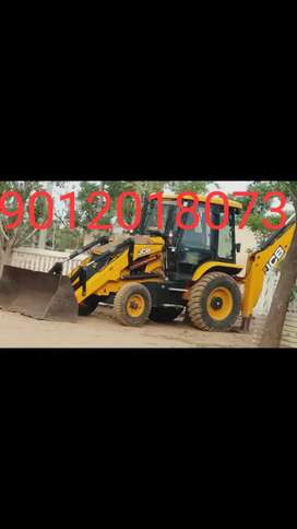 Excavator anti 3DX machine